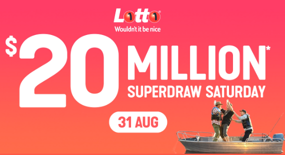 $20M Superdraw Saturday