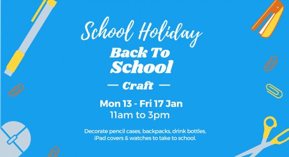 Week 2 Summer School Holidays
