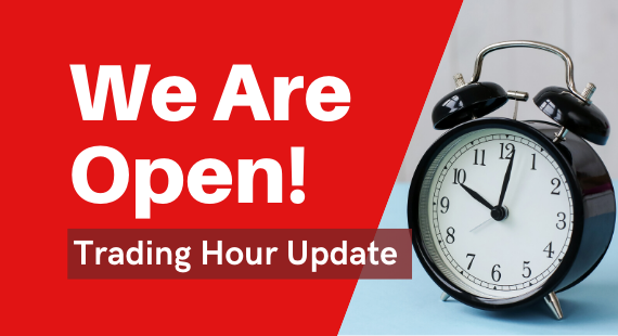 Temporary Trading Hours